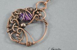 Jewel - naszyjnik z wisiorem