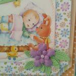 Kartka urodzinowa Wesoły Królik