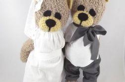 Ślubne Misie - maskotki na ślub