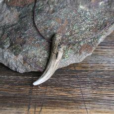 Smoczy Kieł - wisior z naszyjnikiem