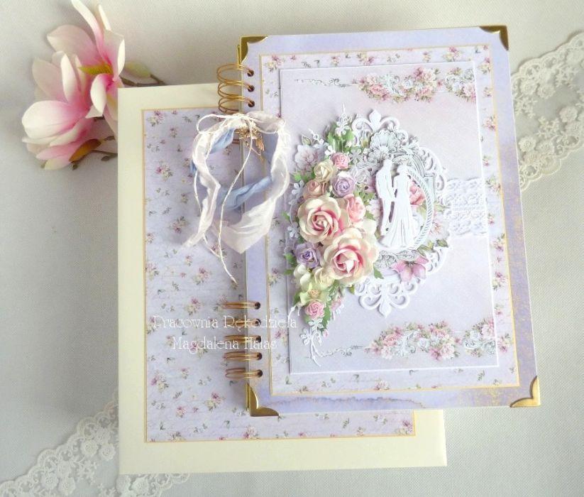 Album ślubny w pudełku 215