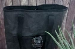 Torba ,torebka damska,na ramię ,kolor czarny.