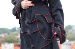 wełniany płaszcz U1