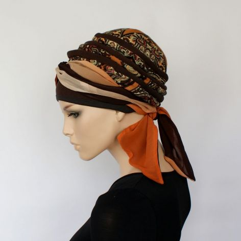 letni turban TURECKI