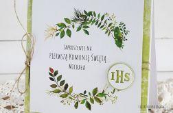 Zaproszenie na I Komunię, ZK 23