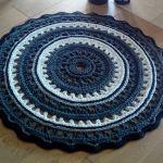 Dywan Winterfell 120 cm - dywan okrągły
