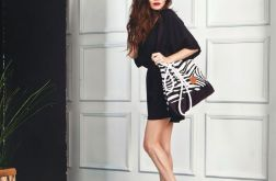 Plecak/torba Mili Funny Bag - zebra