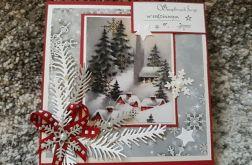 Kartka świąteczna, Boże Narodzenie 19
