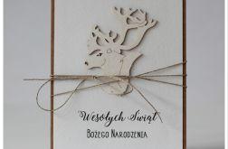 Stylowa kartka Boże Narodzenie 13