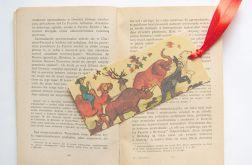 Vintage zakładka do książki 2