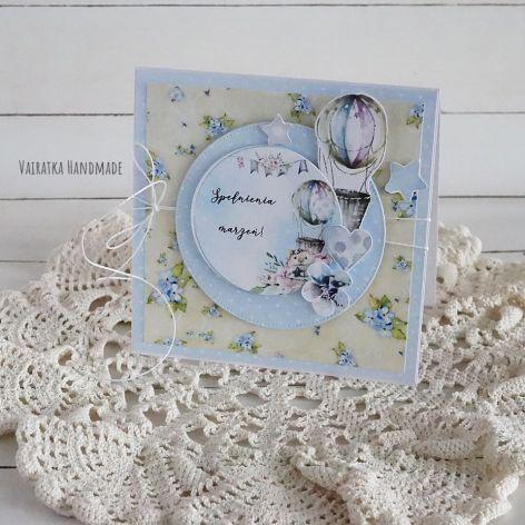 Kartka urodzinowa dla dziecka. 501