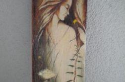 Łąkowa dziewczyna - deska