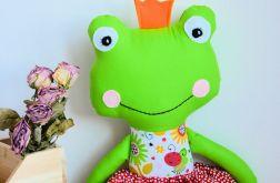 Królewna zaczarowana w żabkę - Ula 45 cm