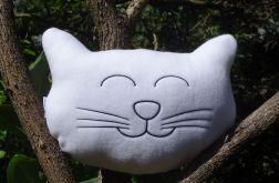 Poduszka kocia głowa