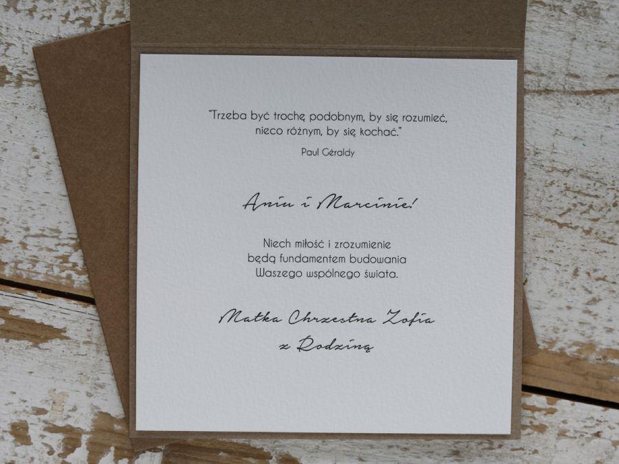 Kartka ślubna 4e -