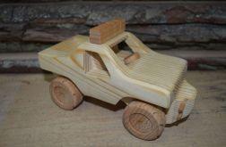 Zabawki drewniane Monster Truck