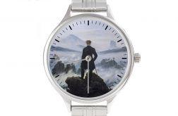 """Zegarek Art z bransoletą """"Wędrowiec"""""""