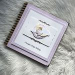 Album na Chrzest Święty 40 stron dziewczynka - zdjęcie 3