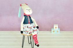 lala lalka przytulanka zabawka owieczka Funny
