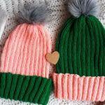 czapka dziecięca i komin