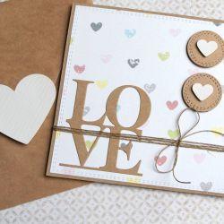 kartka ślubna lub miłosna :: PASTELlove