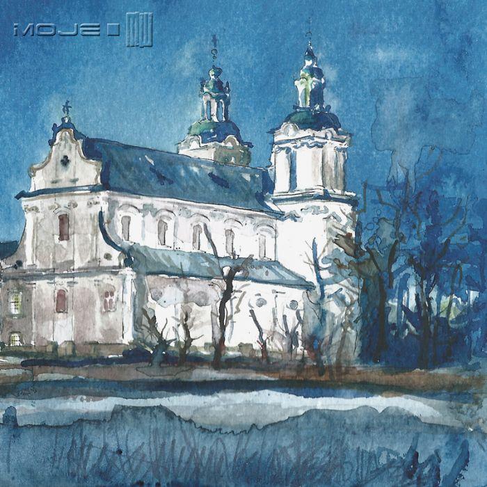 Kościół na Skałce - obrazek