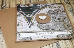 Kartka ślubna dla podróżników 10