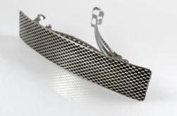 Rybia łuska - metalowa klamra do włosów 210423-03