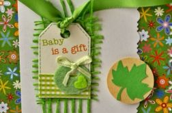 Z okazji nardzin dziecka-zieloa