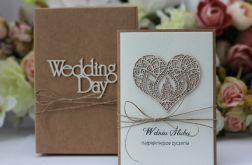 Rustic box ślub 10x15 wedding day