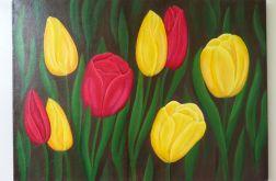 """Obraz """"Tulipany"""""""