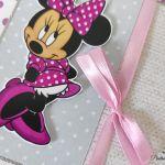 Kartka Roczek Urodziny Myszka Minnie -