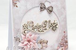 Cicha Noc - kartka świąteczna KBN2004