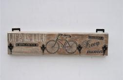 Wieszak Bicykl