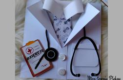 Kartka podziękowanie dla lekarza