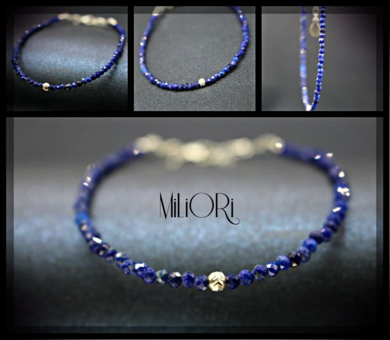 Bransletla z Lapisem Lazuli