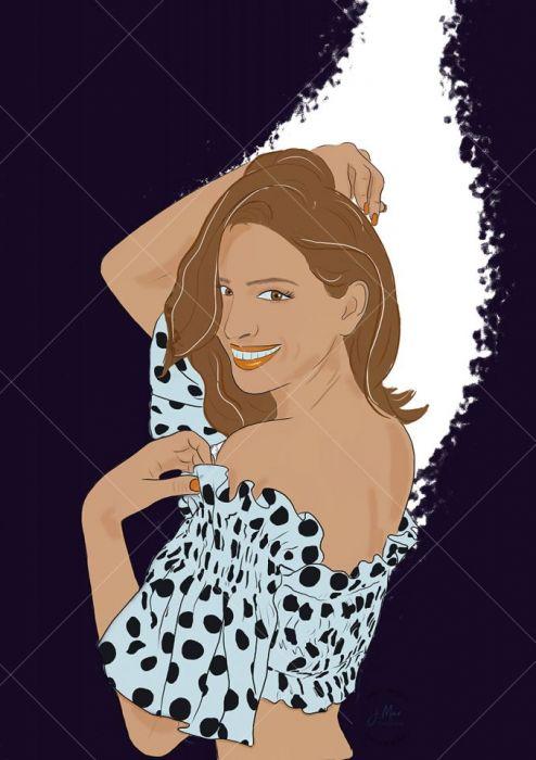 Ilustracja Jane