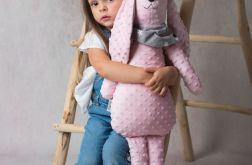 Przytulanka dziecięca królik DUŻY