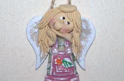 Mała Gosia - aniołek z masy solnej