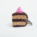 Zawieszka - tort z kremem