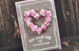 Najmocniej na świecie - kartka na Walentynki