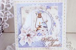Kartka świąteczna Winter Tales 1 GOTOWA