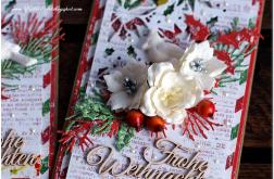 Kartka#37 Boże Narodzenie Frohe Fest 2018