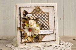 Kartka ślubna #9 (w pudełku)