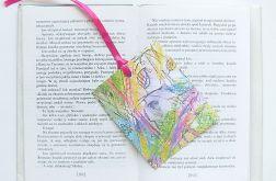 Kolorowa zakładka do książki nr9