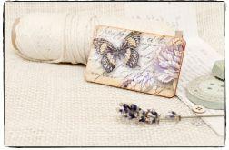 Magnes na lodówkę ~Motyl~ Butterfly
