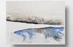 Pejzaż abstrakcyjny II