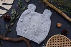 czapka dziecięca Myszka
