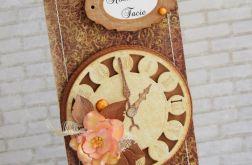 Kochanemu Tacie z zegarem