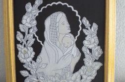 Maryja z dzieciątkiem -obraz